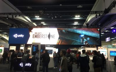 Winter recap, GDC, and Heart of the Emberstone!