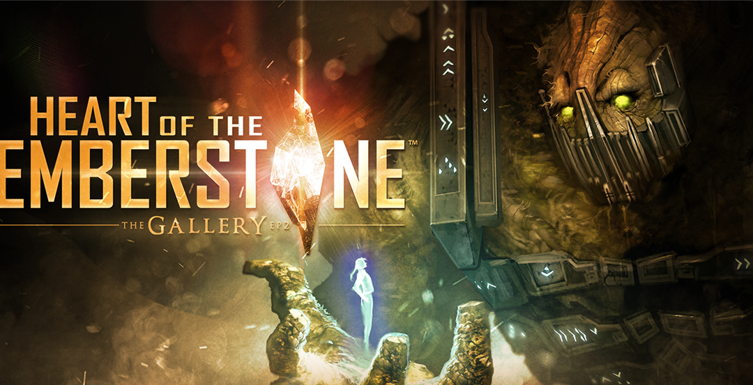 The Gallery – Episode 2: Heart of the Emberstone is out now!