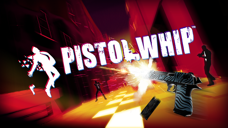 Pistol Whip is one of the fastest selling games on Quest!
